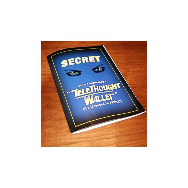 Telethought Wallet (Grand modèle) !!!