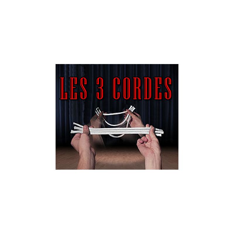 Les 3 cordes - une petite une moyenne une grande
