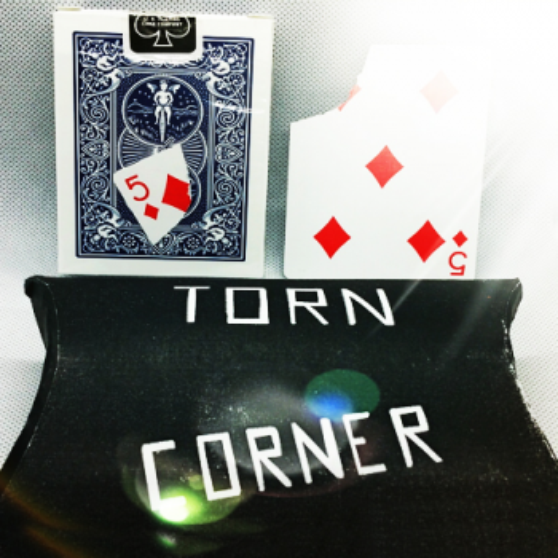 Torn Corner - Frederick HOFFMANN