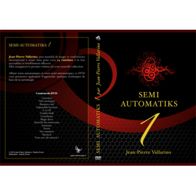 DVD semi automatiks 1 Vallarino