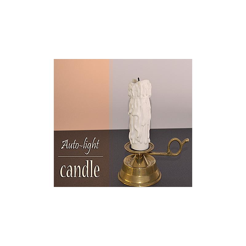 Auto-light Candle Sorcier Magic