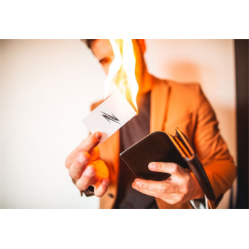 Pyro Wallet Adam Wilber