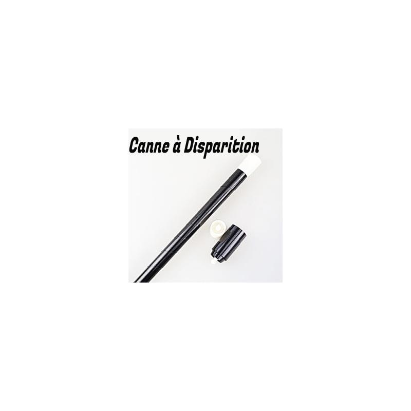 Canne à disparition Noir éco (Vanishing Canne black éco )