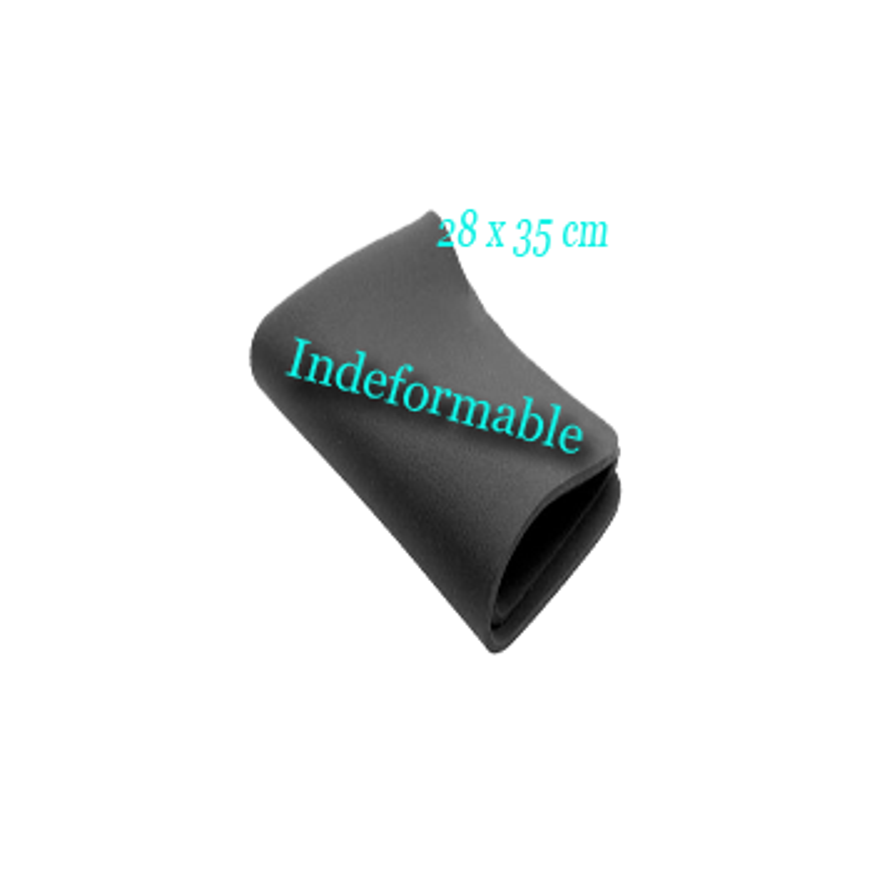 """Tapis indéformable close-up, lavable 28 x 35.5 cm ( 11"""" x 14"""" )"""