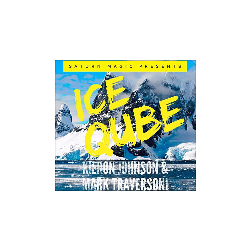 Ice Qube by Kieron Johnson - glaçon