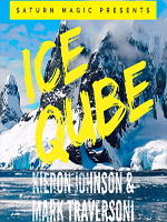 Ice Qube by Kieron Johnson