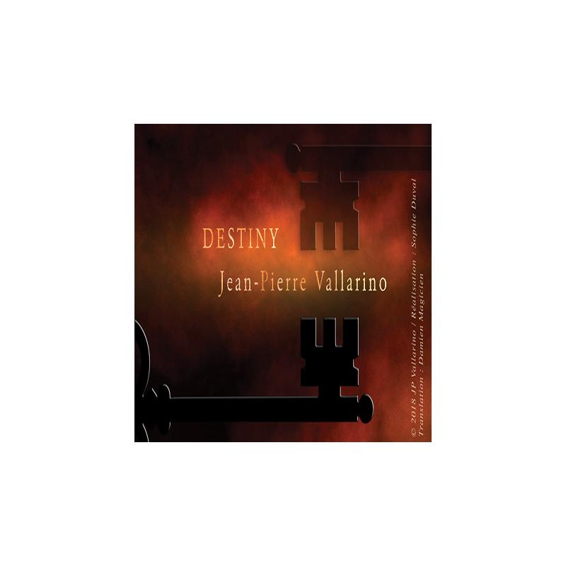 Destiny Jean-Pierre Vallarino