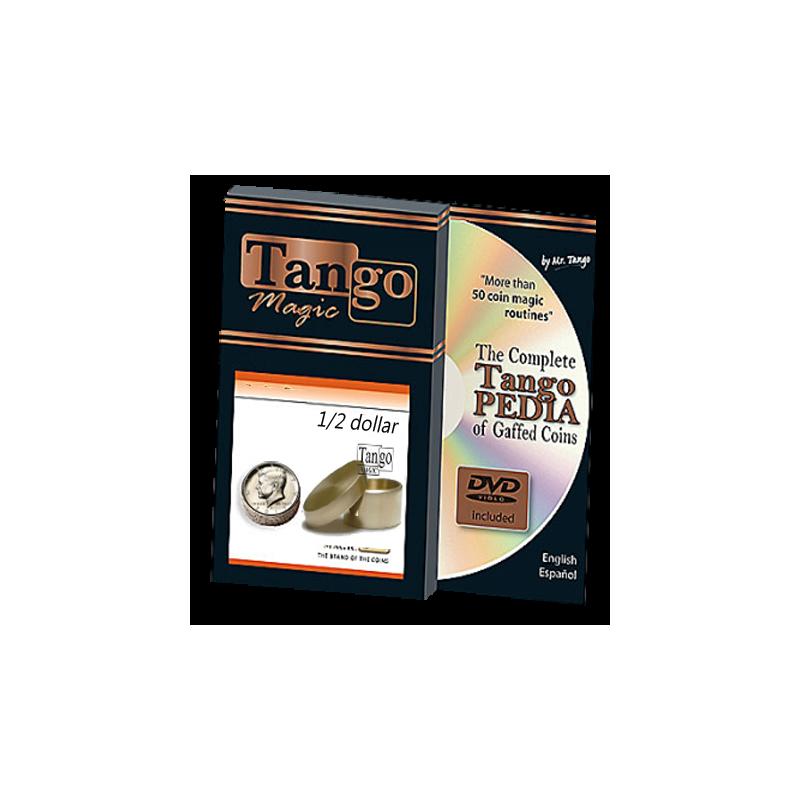 Boîte Okito 1/2 dollar ( Tango magic )