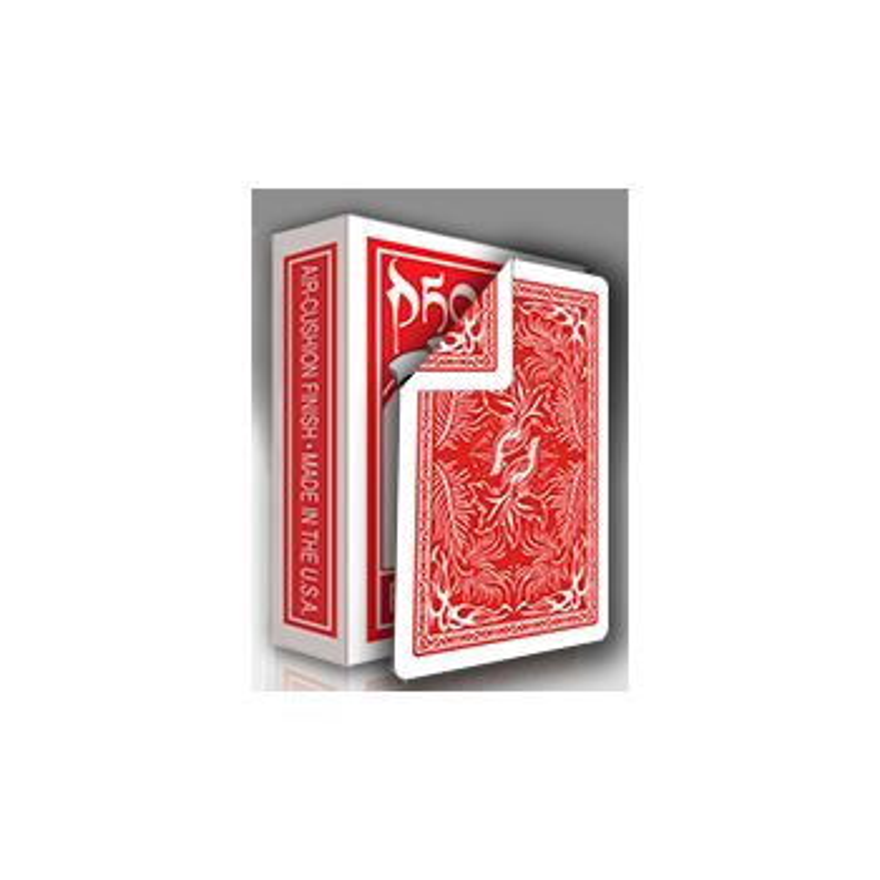 Phoenix Double Decker Two Way (Rouge) - Card Shark