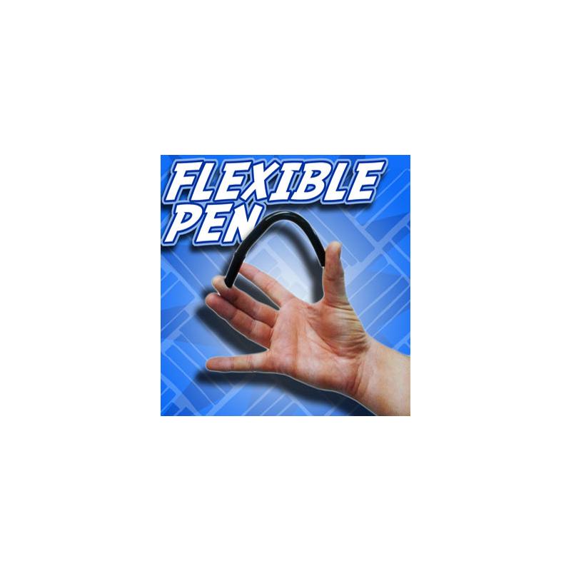 Bendable Pen . Stylo caoutchouc