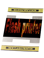 Flash printer ( le petit magicien )