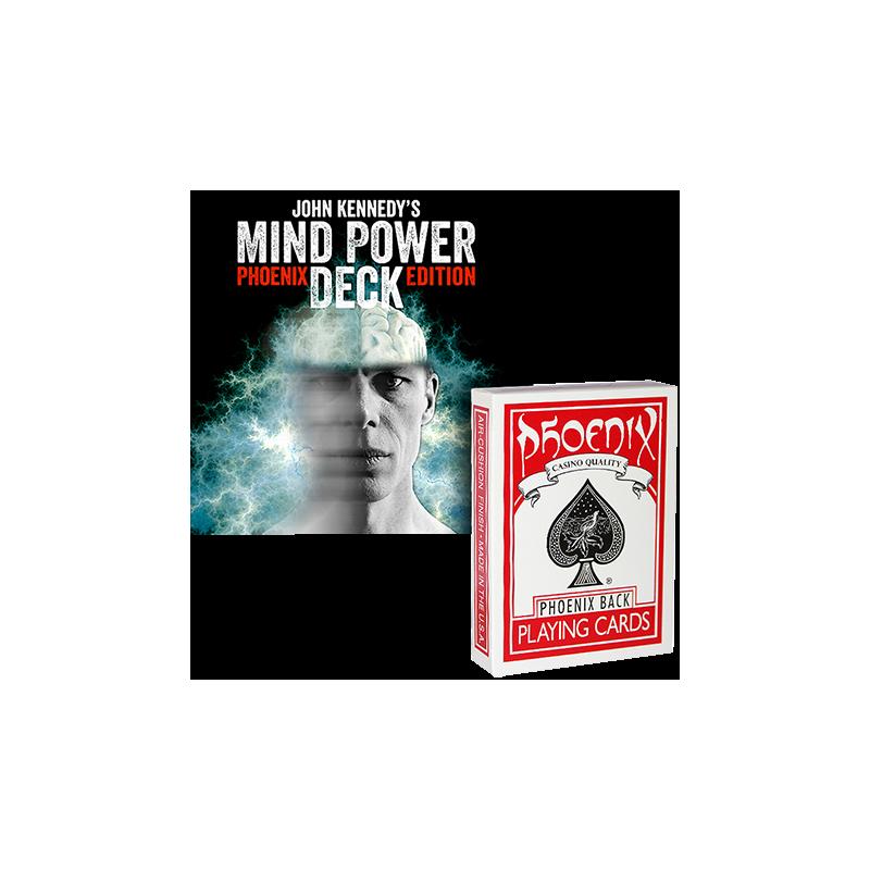 Mind Power deck ( john Kennedy )