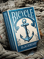 Bicycle Blackbeard Limited Edition