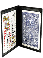 JOL Double Bi-Fold Holder 4 compartiments Jerry o'connell