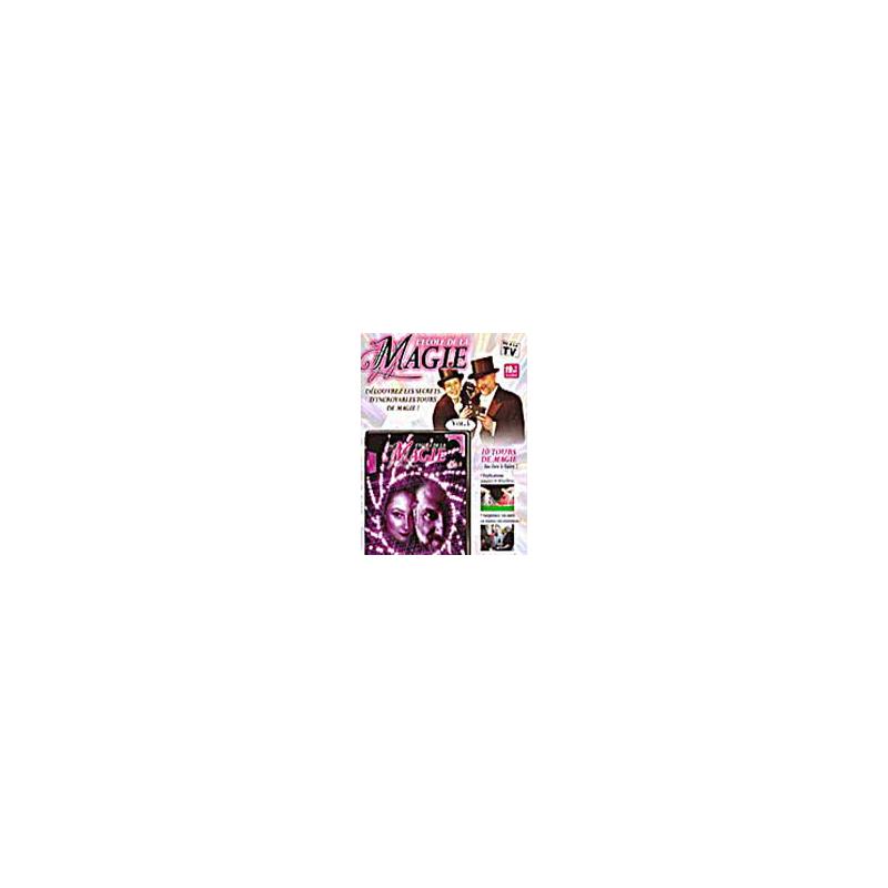Dvd ecole de la magie niveau 3 ( duvivier )