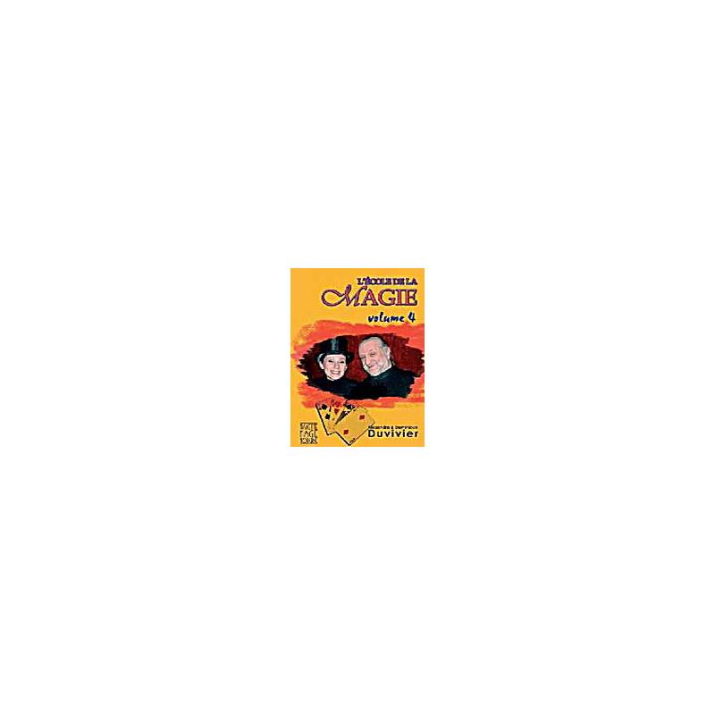 Dvd école de la magie niveau 4 ( Duvivier )