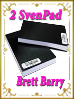 Svenpad Mini Noir ( 2 Pad ) Brett Barry