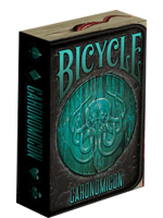 Bicycle Cthulhu Cardnomicon Limited Edition