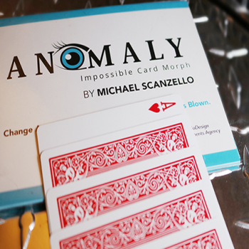 Anomaly Michael Scanzello
