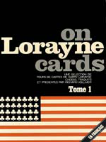 Livre Lorayne On Cards tome 1