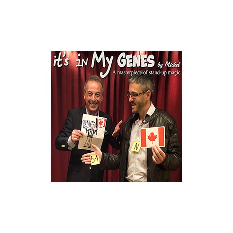 It's in My Genes - Michel vernet