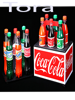 Disparition et apparition de soda -Transfer Soda Bottles - Tora Magic