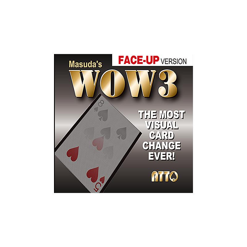 WOW 3 Face-Up  5 de coeur - Masuda