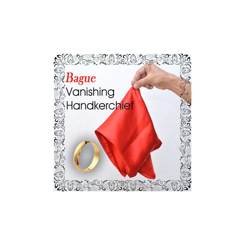 Bague qui disparaît au foulard rouge ( Bazar De Magia )