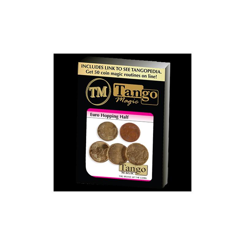 Monnaies Jumelles euro - Hopping Half Euro ( Tango )