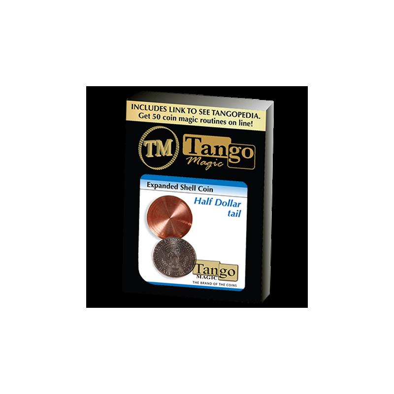 Coquille De Pièce demi Dollar aigle ( tango )