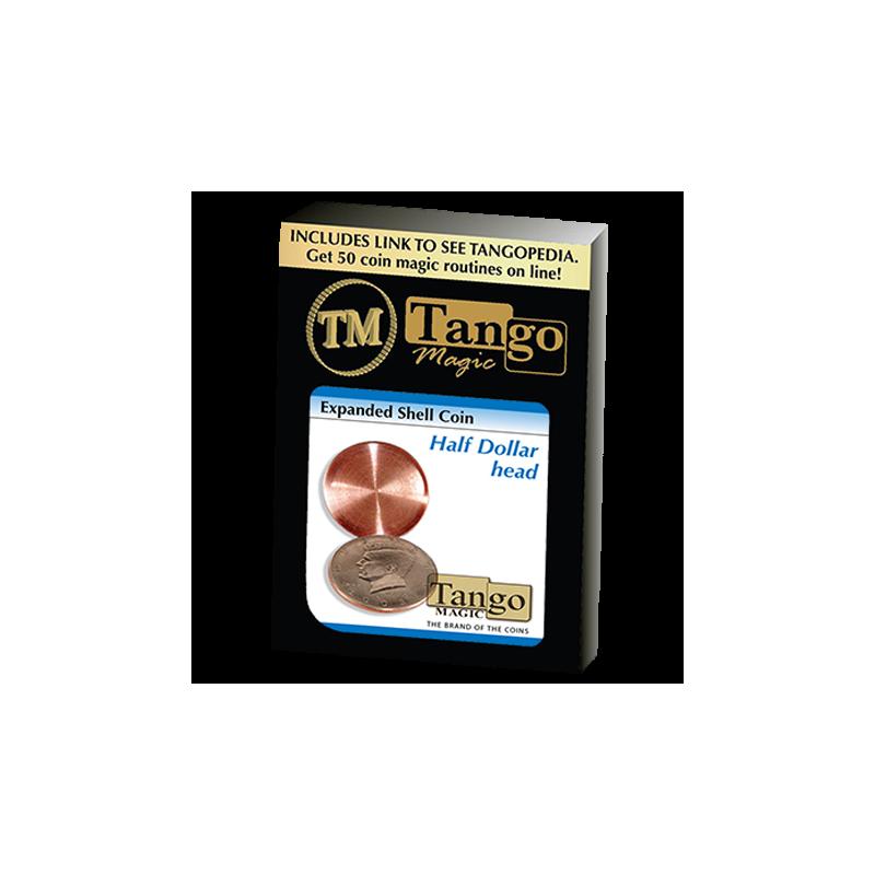 Coquille De Pièce demi Dollar Kennedy ( tango )