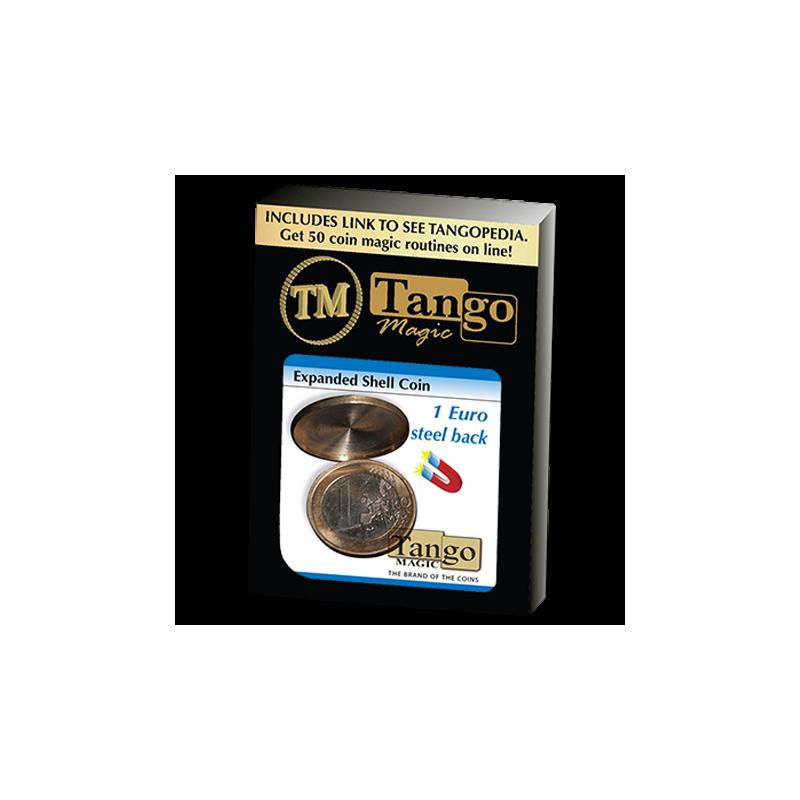 Coquille De Pièce 1 Euro aimantable ( tango )