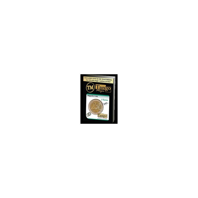 Magnetic coin (pièce magnétique) 2 euro (tango)