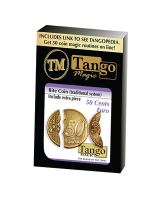 Pièce Mordue 50 ct  ( traditionel system ) tango