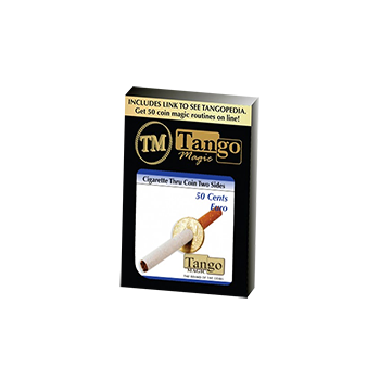 Cigarette a travers 50 cent two side ( tango )