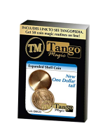 Coquille De Pièce New One Dollar  ( tango )