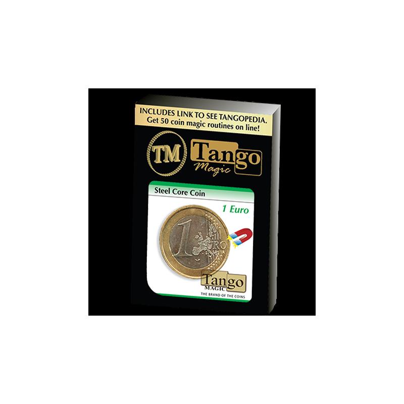 Pièce aimantable- Steel Core Coin (1 Euro) ( Tango )