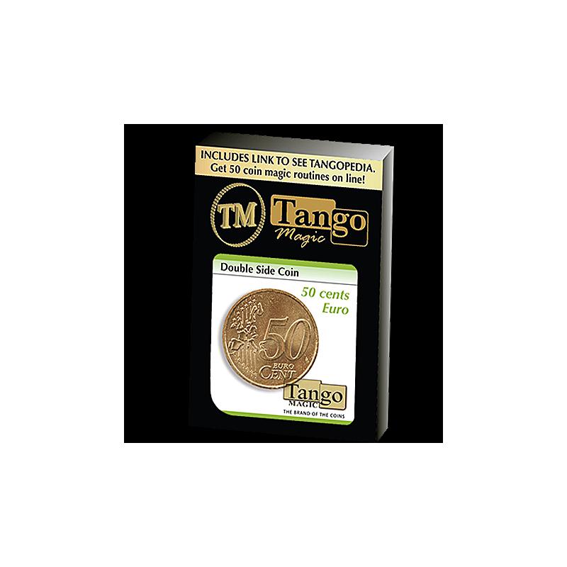 Pièces double face 50 ct (tango)
