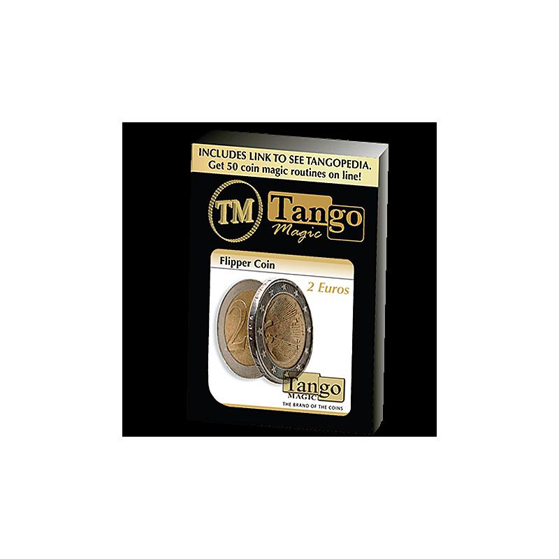 Flipper coin 2 euro ( tango )