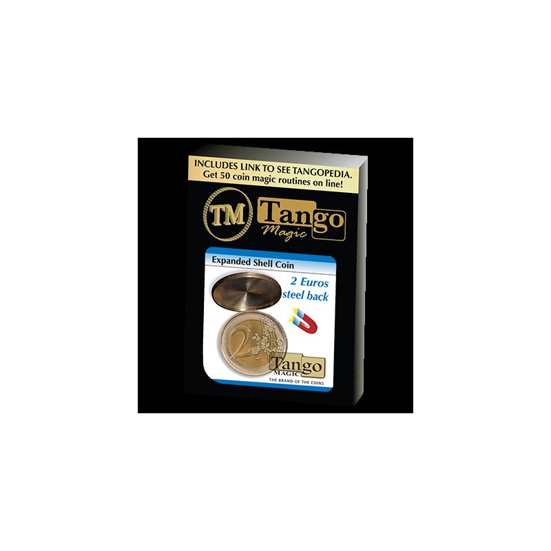 Coquille De Pièce 2 Euro aimantable ( tango )