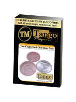 Two Copper and one Silver ( tango )