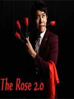 The Rose 2.0 (Red) by Bond Lee