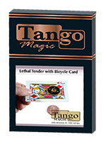 Lethal Tender 1/2 dollar + chinoise ( tango )