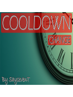 Téléchargement - Cooldown Change by SaysevenT