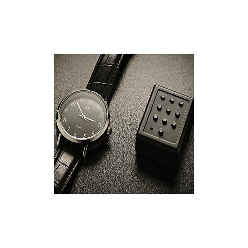 The Watch - Black by Joao Miranda