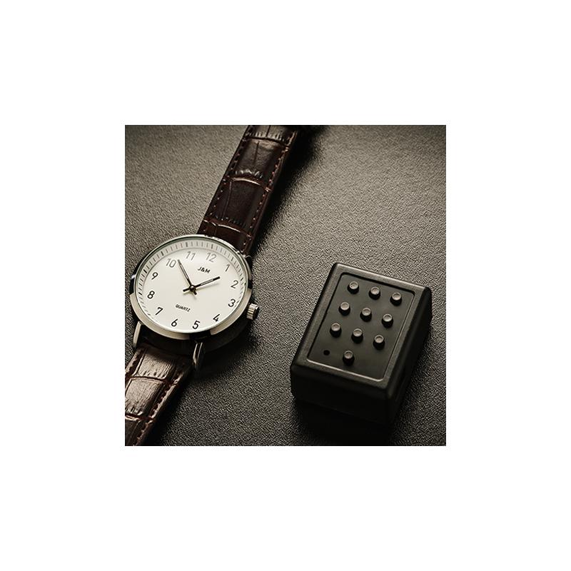 The Watch - White by Joao Miranda
