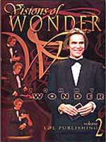 Dvd Visions of wonder vol 2 ( tommy Wonder )