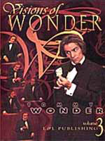 Dvd Vision of wonder vol 3 ( tommy Wonder )