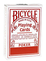 Bicycle second (rouge )