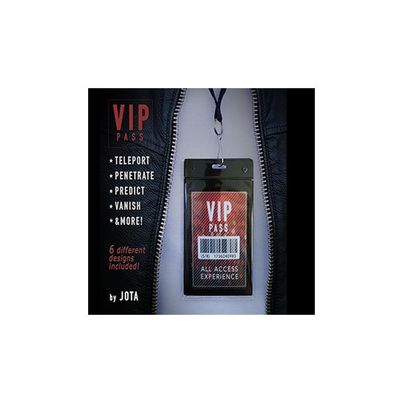VIP PASS - JOTA